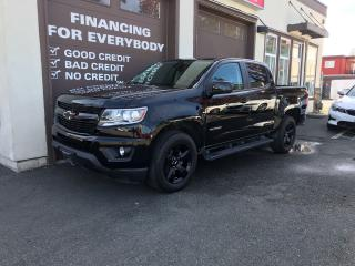 Used 2018 Chevrolet Colorado LT 4WD for sale in Abbotsford, BC