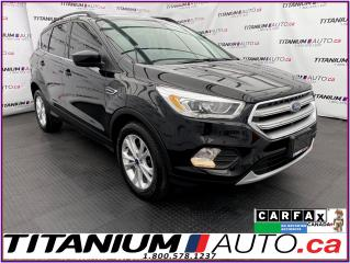 Used 2017 Ford Escape SE+2.0 EcoBoost+GPS+Pano Roof+Leather+Power Gate for sale in London, ON