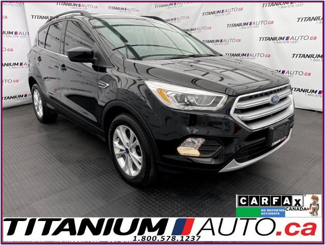 2017 Ford Escape SE+2.0 EcoBoost+GPS+Pano Roof+Leather+Power Gate
