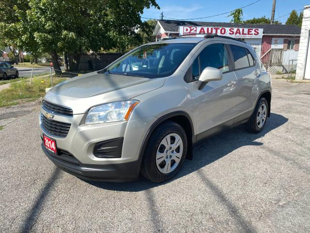 2014 Chevrolet Trax Accident Free/Automatic/Bluetooth/Comes Certified