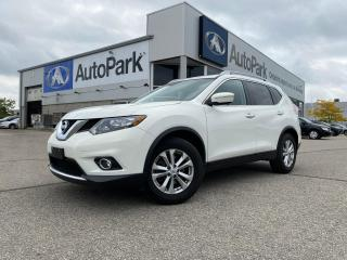 Used 2014 Nissan Rogue SV | PANORAMIC MOONROOF | NAVIGATION | BLIND-SPOT DETECTION | 360 VIEW CAMERA | for sale in Innisfil, ON