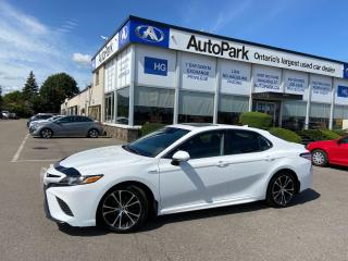 Used 2020 Toyota Camry HYBRID HYBRID | SUNROOF | HEATED SEATS | DRIVE MODE SELECT | for sale in Brampton, ON