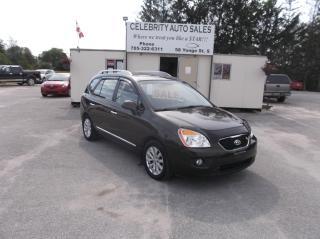 Used 2011 Kia Rondo EX for sale in Elmvale, ON