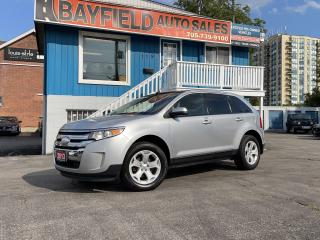 Used 2013 Ford Edge SEL **Leather/Pano Roof/Navigation** for sale in Barrie, ON