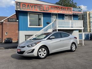 Used 2016 Hyundai Elantra L Sedan **6 Speed/Only 64k!!** for sale in Barrie, ON