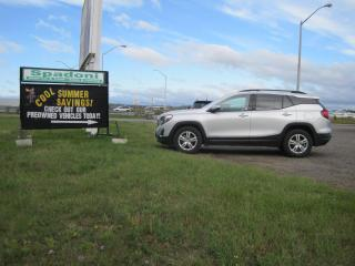 Used 2020 GMC Terrain Make us an offer for sale in Thunder Bay, ON