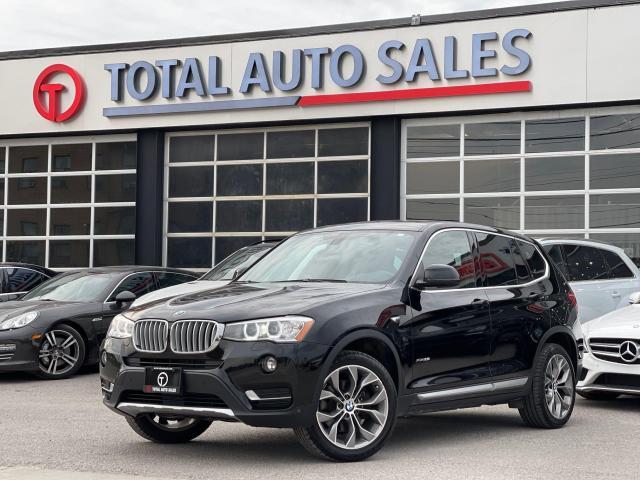 2017 BMW X3 NAVI   XENON   PANO   NO ACCIDENTS