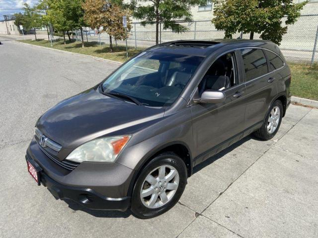 2009 Honda CR-V EX-L, 4WD, Leather, Sunroof, Automatic, 4 door