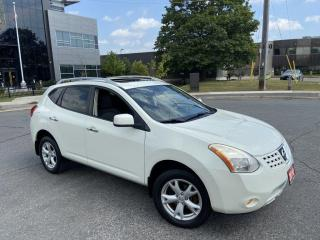Used 2010 Nissan Rogue SL AWD, Sunroof, Low KM, Automatic, Warranty Avail for sale in Toronto, ON