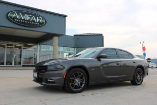 Used 2018 Dodge Charger GT All Wheel Drive for sale in Tilbury, ON