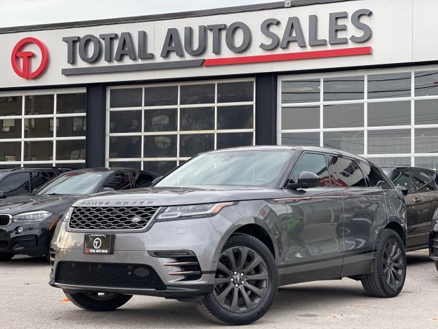 2018 Land Rover Range Rover Velar R-DYNAMIC SE   PANO   NAVI   LOADED