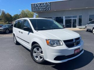 Used 2015 Dodge Grand Caravan CANADA VALUE PACKAGE for sale in Beamsville, ON
