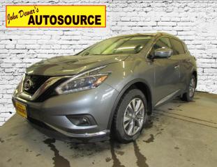 Used 2018 Nissan Murano SL for sale in Peterborough, ON