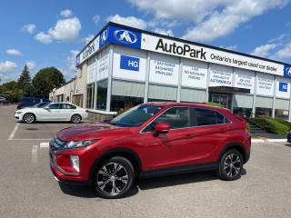 Used 2018 Mitsubishi Eclipse Cross ES REAR CAMERA | 4X4 | TOUCH PAD CONTROL | HEATED SEATS | for sale in Brampton, ON