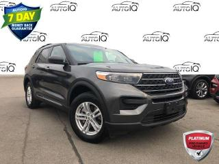 Used 2020 Ford Explorer XLT AWD   7 PASSENGER   HEATED SEATS for sale in Hamilton, ON