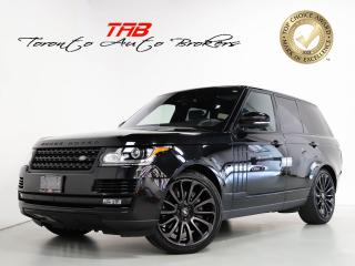 Used 2016 Land Rover Range Rover 22 IN WHEELS | MASSAGE | NAVI | PANO for sale in Vaughan, ON