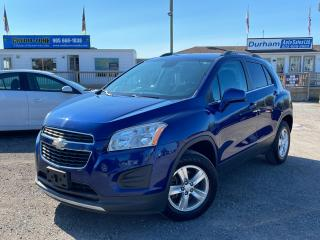 Used 2014 Chevrolet Trax LT for sale in Whitby, ON