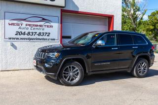 Used 2018 Jeep Grand Cherokee Limited 4x4 *LTHR*S/ROOF*NAVIGATION* for sale in Winnipeg, MB