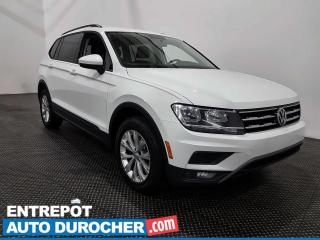 Used 2018 Volkswagen Tiguan Trendline TURBO AWD 7 passagers - Climatiseur for sale in Laval, QC