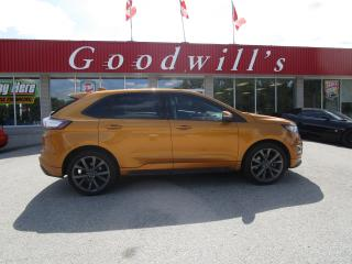 Used 2015 Ford Edge 2.7 L ECO BOOST! LOCAL TRADE! WELL LOOKED AFTER! for sale in Aylmer, ON