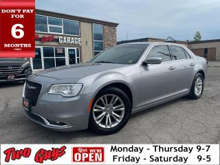 Used 2017 Chrysler 300 Touring | Panoroof | Leather | Remote Start | for sale in St Catharines, ON