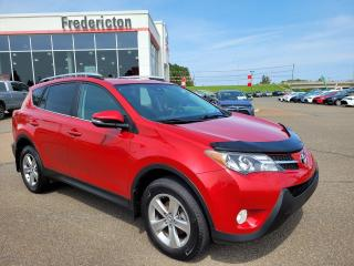 Used 2015 Toyota RAV4 XLE for sale in Fredericton, NB