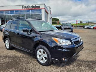Used 2016 Subaru Forester for sale in Fredericton, NB