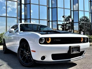 Used 2019 Dodge Challenger SXT|SUNROOF|VENTED SEATS|LEATHER INTERIOR|CRUISE CONTROL| for sale in Brampton, ON