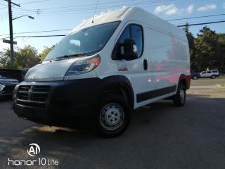 Used 2016 RAM 1500 ProMaster 2500 High Roof 136