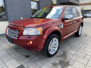 Used 2010 Land Rover LR2 HSE for sale in Nobleton, ON