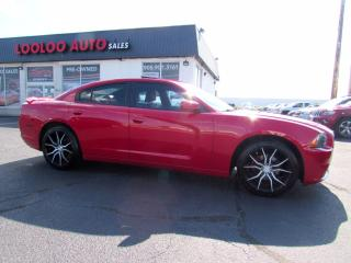 Used 2013 Dodge Charger SXT 3.6L V6 Camera Bluetooth Sunroof Certified for sale in Milton, ON
