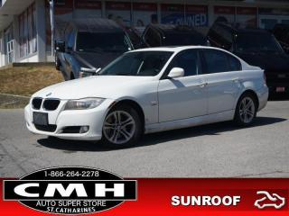 Used 2011 BMW 3 Series 328i xDrive for sale in St. Catharines, ON