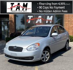 Used 2010 Hyundai Accent GLS Clean Carfax No Accident for sale in North York, ON