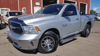 Used 2017 RAM 1500 SLT SWB 2WD Accident free! for sale in Dunnville, ON