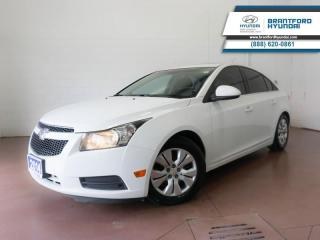 Used 2014 Chevrolet Cruze MANUAL | BLUETOOTH | TOUCHSCREEN  - $49 B/W for sale in Brantford, ON