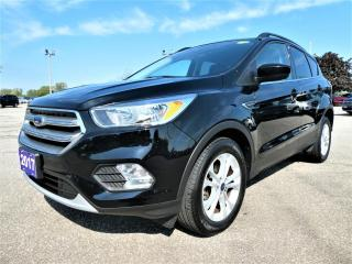 Used 2017 Ford Escape SE | Heated Seats | Cruise Control | Back Up Cam for sale in Essex, ON