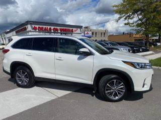 Used 2019 Toyota Highlander XLE AWD V6 for sale in Oakville, ON