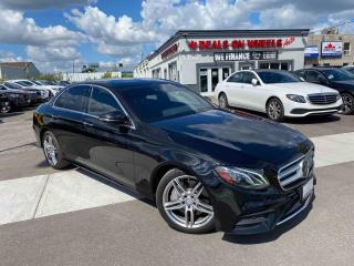 Used 2017 Mercedes-Benz E-Class E400 4MATIC for sale in Oakville, ON