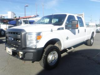 Used 2015 Ford F-350 SD Crew Cab Long Bed 4WD Diesel for sale in Burnaby, BC