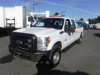 Used 2012 Ford F-250 SD XL Crew Cab Long Bed 8 Foot 4WD Diesel for sale in Burnaby, BC