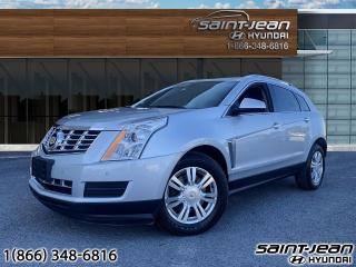 Used 2015 Cadillac SRX Luxury AWD // CUIR + MAGS for sale in Saint-Jean-sur-Richelieu, QC