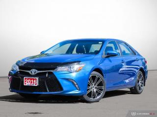 Used 2016 Toyota Camry SE for sale in Ottawa, ON