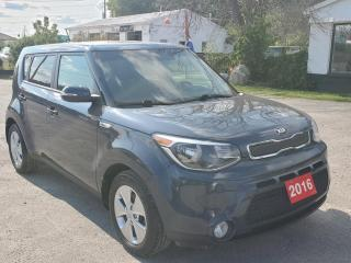Used 2016 Kia Soul Base for sale in Barrie, ON