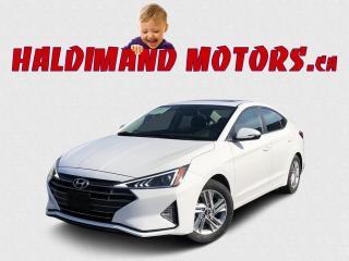 Used 2019 Hyundai Elantra Preferred 2WD for sale in Cayuga, ON