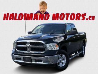 Used 2020 RAM 1500 SLT QUAD CAB 4WD for sale in Cayuga, ON