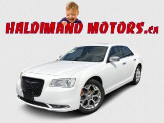 Used 2017 Chrysler 300 C PLATINUM AWD for sale in Cayuga, ON