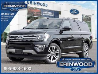 New 2021 Ford Expedition Limited MAX for sale in Mississauga, ON