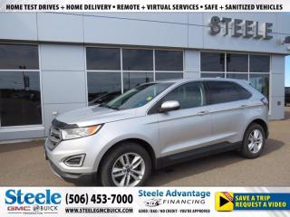 Used 2015 Ford Edge SEL for sale in Fredericton, NB