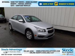 Used 2016 Chevrolet Cruze Limited LT-ONLY 130 b/w -AUTO START- BACK UP CAMERA!!! for sale in Kentville, NS