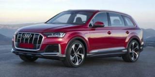 New 2021 Audi Q7 PROGRESSIV for sale in Winnipeg, MB